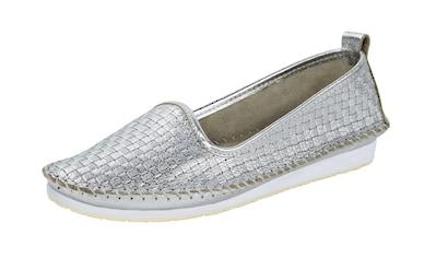 newest 8f15a f640c Keilabsatz Schuhe Silber online kaufen » I'm walking