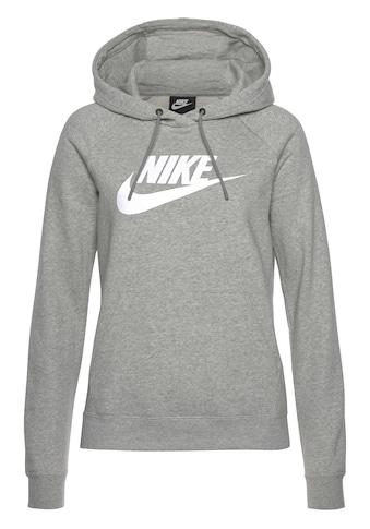 Nike Sportswear Kapuzensweatshirt »ESSENTIAL WOMENS FLEECE PULLOVER HOODIE« kaufen