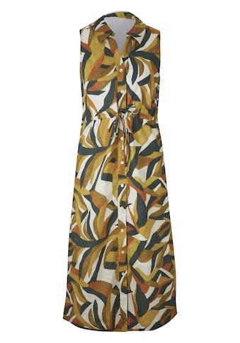 RICK CARDONA by Heine Hemdblusenkleid, mit Seitenschlitzen kaufen