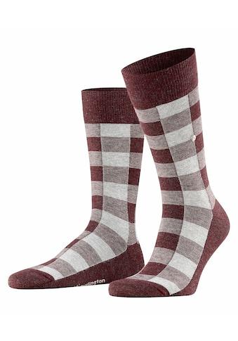 Burlington Socken Country Lumberjack (1 Paar) kaufen