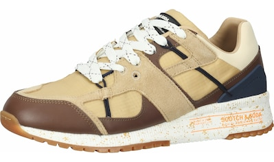 Scotch & Soda Sneaker »Lederimitat/Nylon« kaufen