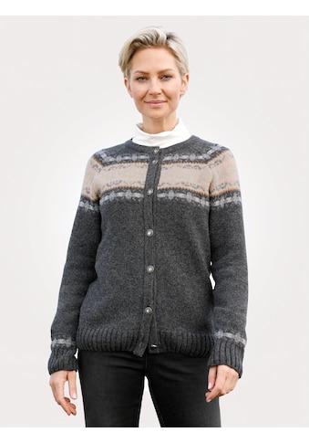 Mona Strickjacke aus reiner Lambswool kaufen