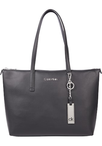 Calvin Klein Shopper »CK MUST SHOPPER MD«, mit abnehmbarem Logo-Anhänger kaufen