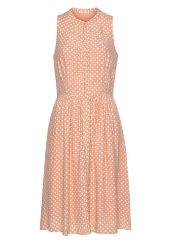 edc by Esprit Blusenkleid, ärmellos, mit süßem Alloverprint kaufen