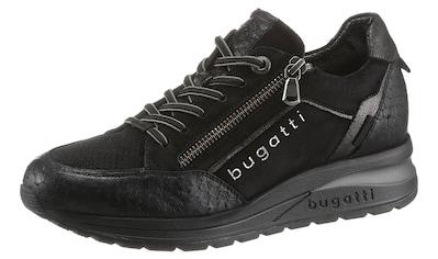 bugatti Wedgesneaker »VENICE«, mit Gummizug kaufen