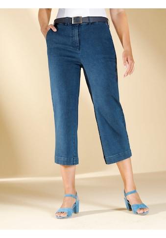 m. collection Weite Jeans, in Stretchqualität kaufen