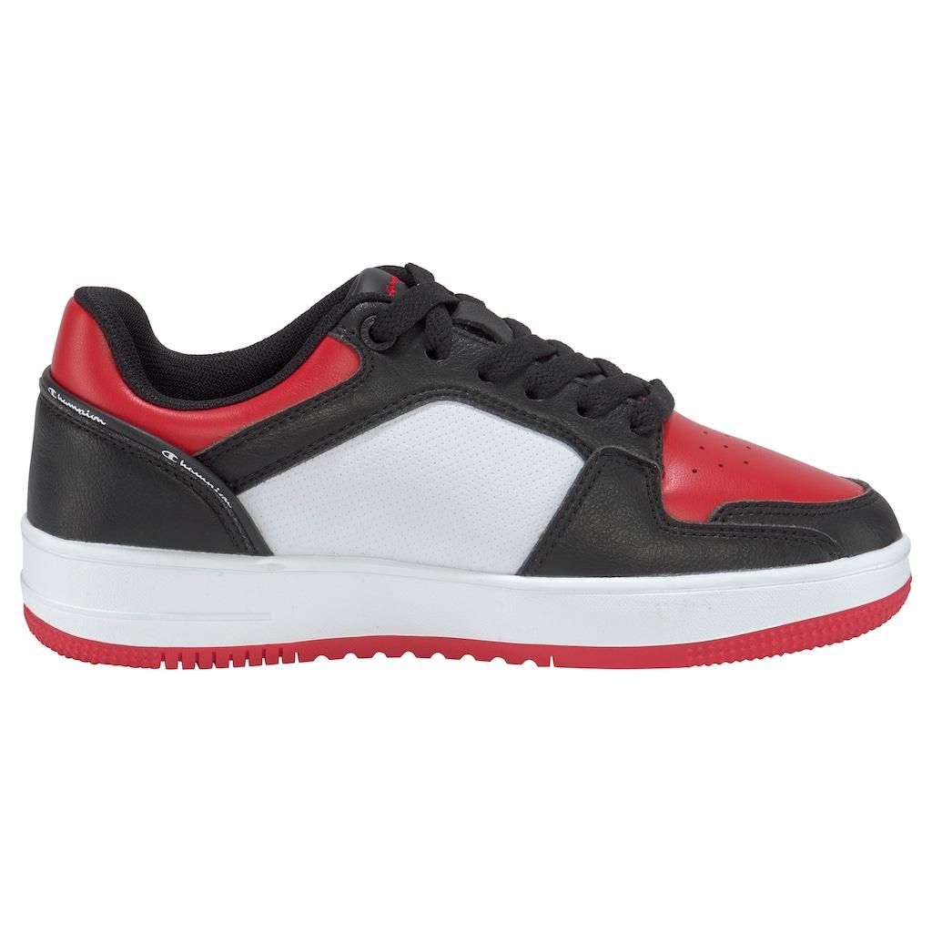 Champion Sneaker »REBOUND 2.0 LOW B GS«