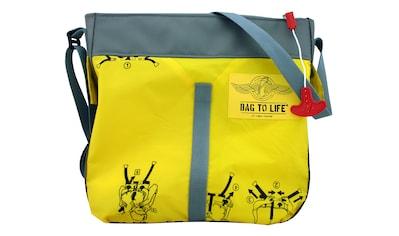 Bag to Life Umhängetasche »Classic Flyer Bag«, aus recyceltem Material kaufen