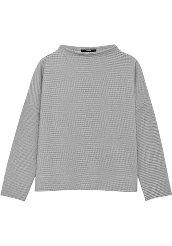 someday Sweatshirt »Ubalda«, mit hoch geschlossenem Ausschnitt kaufen