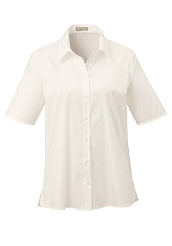 Mona Klassische Bluse, mit Baumwolle Halbarm kaufen