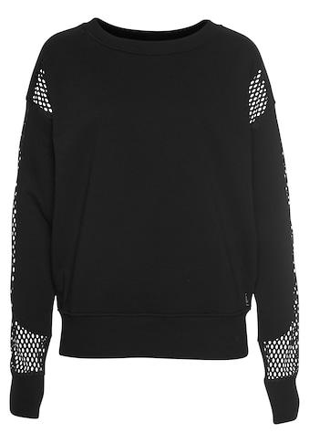 LASCANA ACTIVE Sweatshirt »Technical Red« kaufen