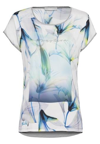 bianca Blusenshirt »JULIE«, mit femininen Blumen-Print kaufen