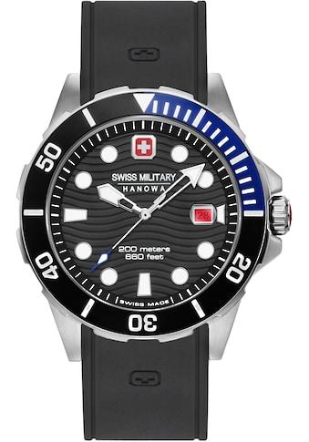 Swiss Military Hanowa Schweizer Uhr »OFFSHORE DIVER, 06-4338.04.007.03« kaufen