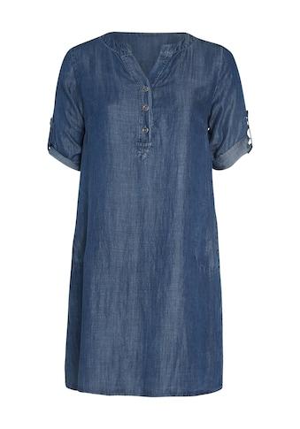 Paprika Blusenkleid »Rundhals geblümt«, bequem zu tragen kaufen