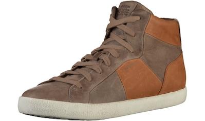Geox Sneaker »Nappaleder« kaufen
