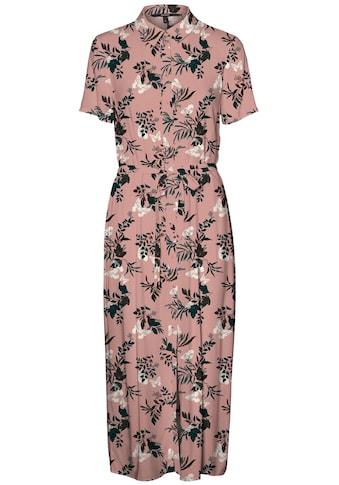 Vero Moda Blusenkleid »VMSIMPLY EASY LONG SHIRT DRESS« kaufen