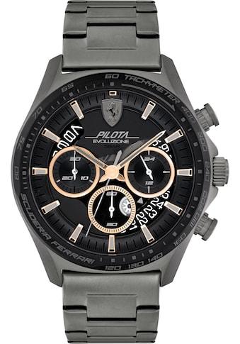 Scuderia Ferrari Chronograph »PILOTA EVO, 0830824« kaufen
