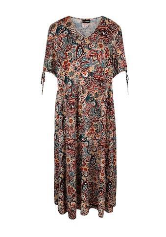 MIAMODA Sommerkleid, mit floralem Muster kaufen