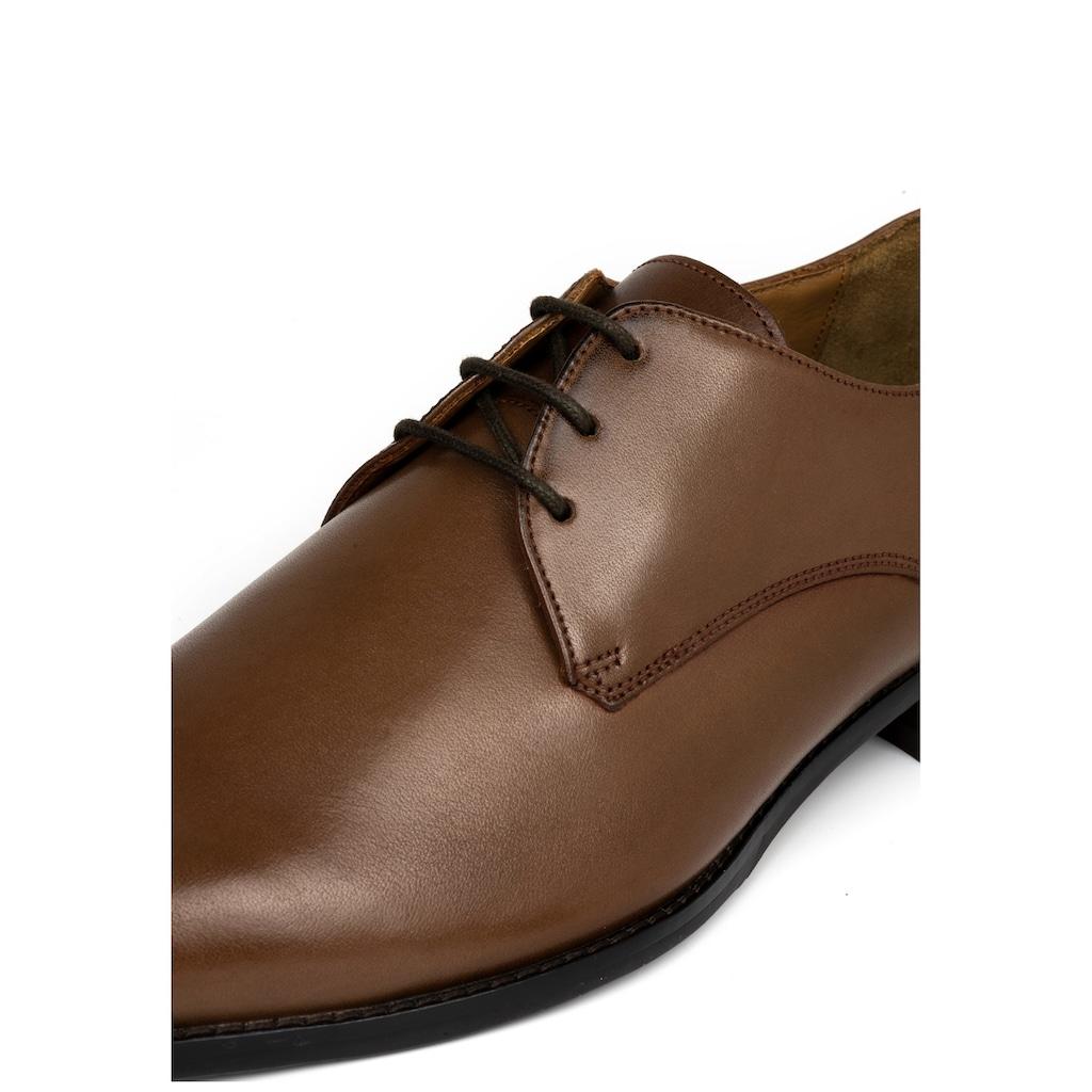GORDON & BROS Schnürschuh »Leder«