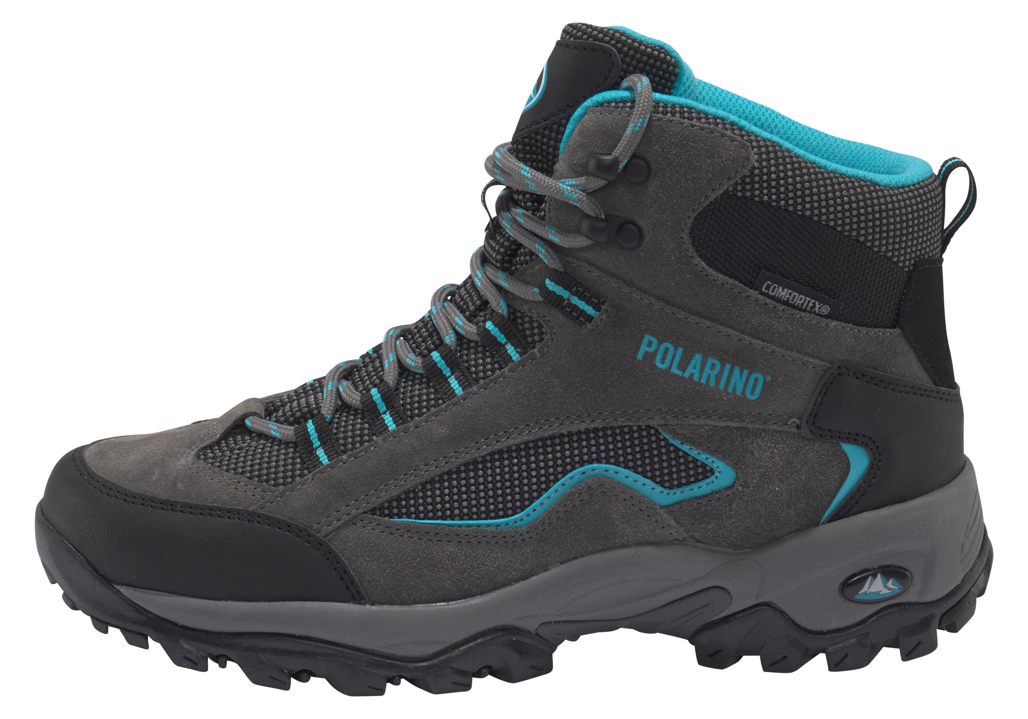 Polarino Outdoorschuh Visionary High Cut   Schuhe > Outdoorschuhe > Trekkingschuhe   Grau   Polarino