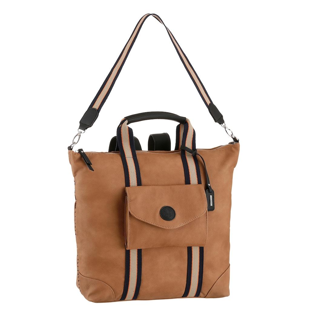Rieker Shopper »Canberra«, auch als Rucksack tragbar