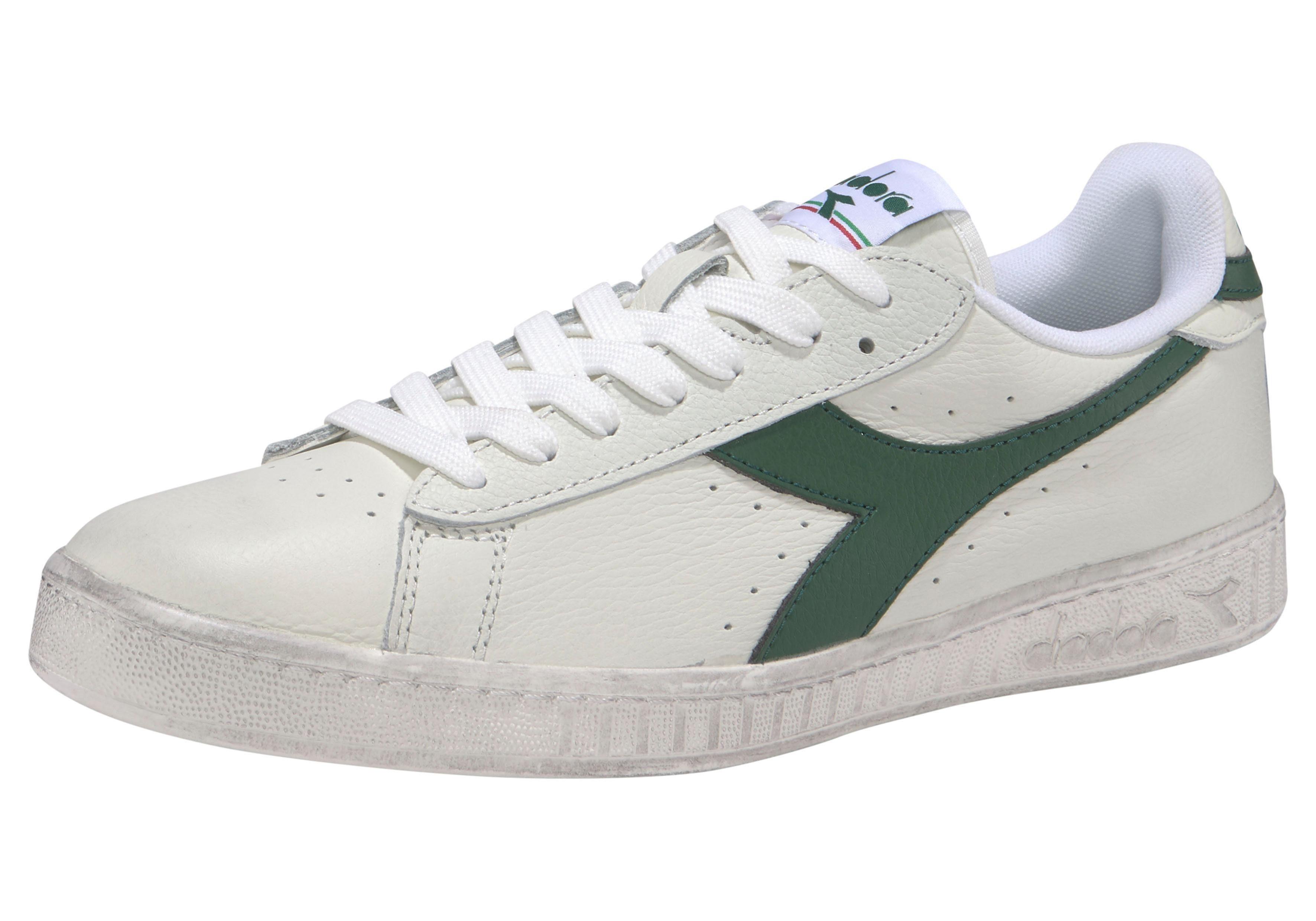 Diadora Sneaker Game I Low waxed