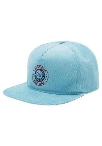 Quiksilver Snapback Cap »Artfull Sludge« kaufen