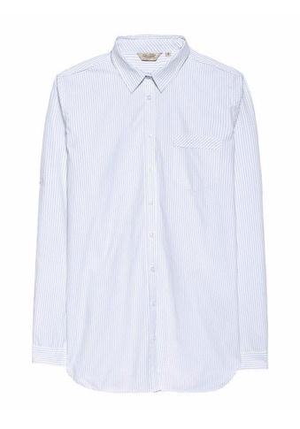 Herrlicher Hemdbluse im Streifendesign kaufen
