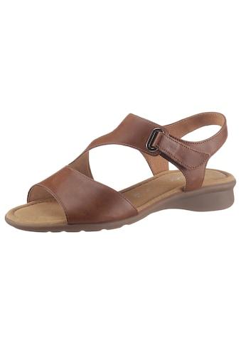Gabor Riemchensandale »FLORENZ«, in Komfort Schuhweite G (=weit) kaufen