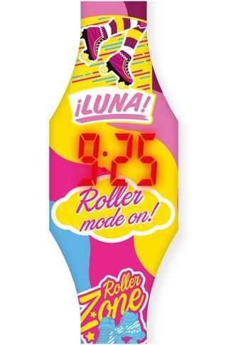 Joy Toy Digitaluhr »Soy Luna Digitaluhr, 93715« kaufen
