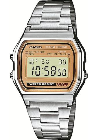 CASIO VINTAGE Chronograph »A158WEA-9EF« kaufen