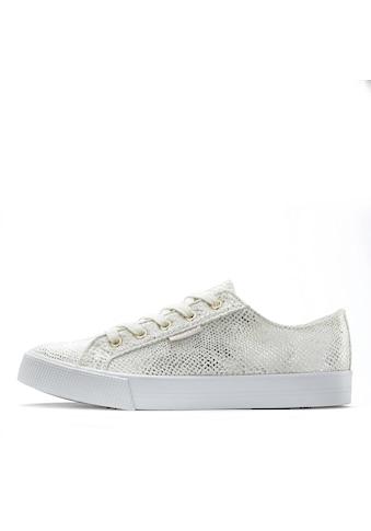LASCANA Sneaker, mit Glitzer und Animalprägung kaufen