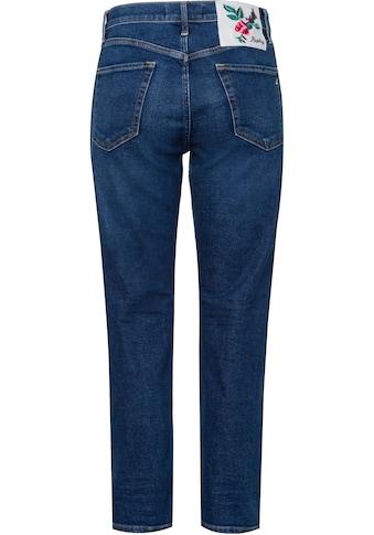Replay Boyfriend-Jeans »Leony«, im Five-Pocket-Style und 7/8 Schnitt kaufen