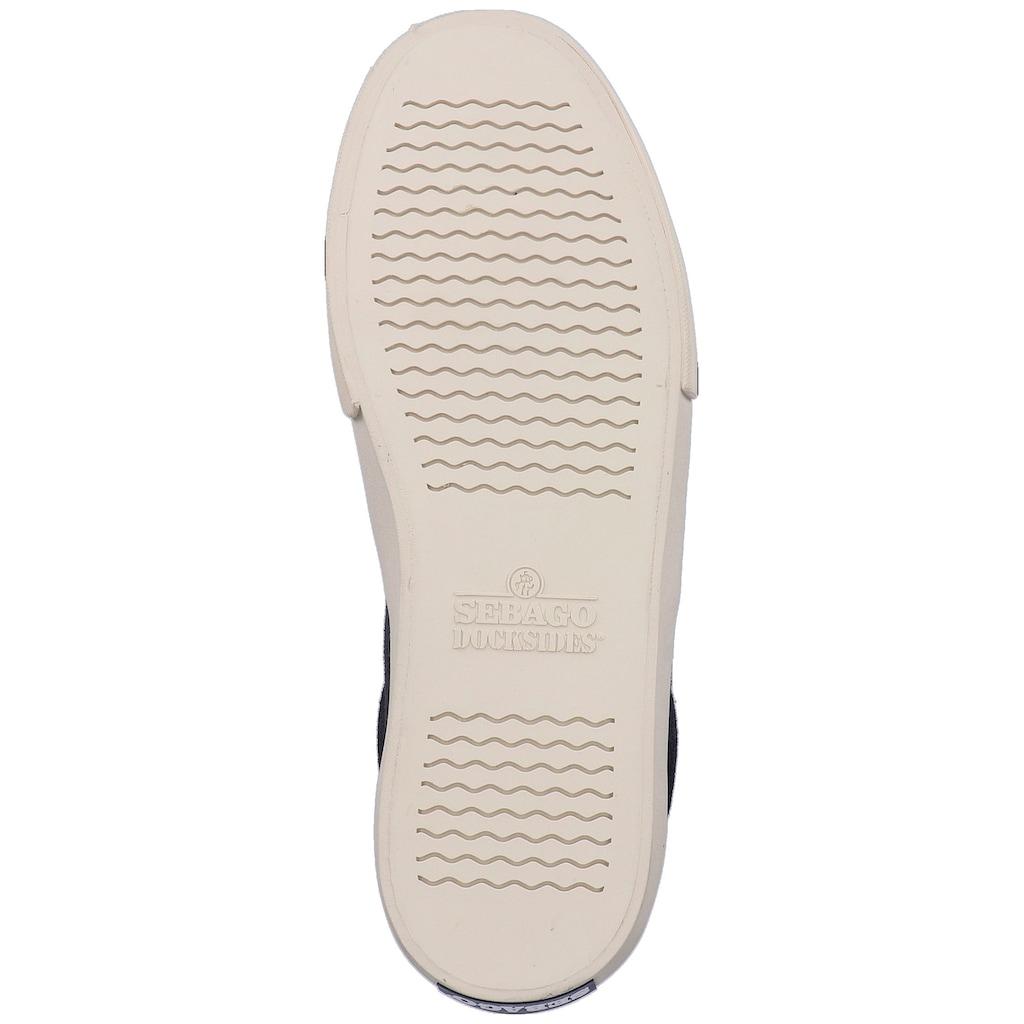 Sebago Bootsschuh »Veloursleder«