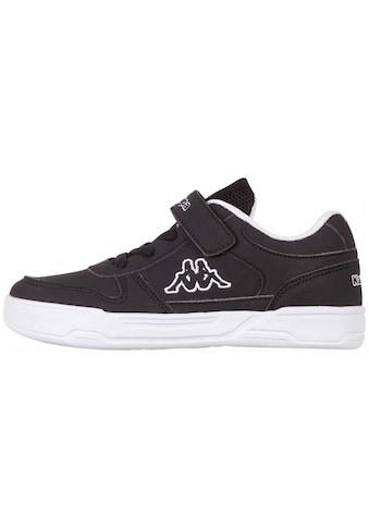 Kappa Sneaker »DALTON ICE TEENS«, mit praktischem Klettverschluss & Elastikschnürung kaufen