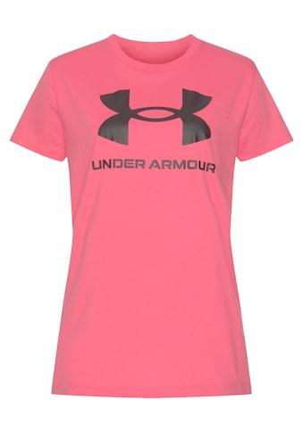 Under Armour® T-Shirt »LIVE SPORTSTYLE GRAPHIC« kaufen