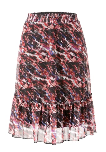 Aniston CASUAL Sommerrock, mit Blumendruck oder graphischem Muster - du hast die Wahl - NEUE KOLLEKTION kaufen