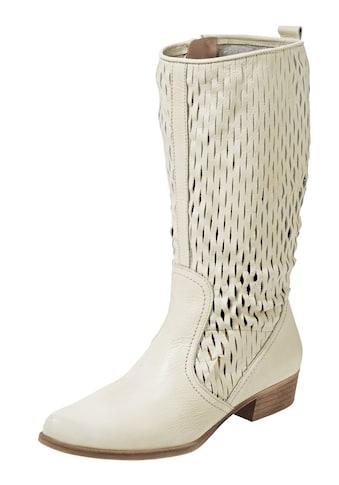 Stiefel mit Cut - Effekt kaufen