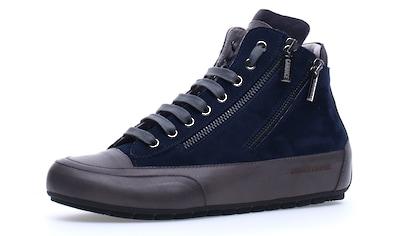 Candice Cooper Sneaker »LUCIA ZIP«, mit gepolstertem Schaftrand kaufen