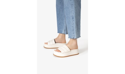 INUOVO Pantolette »Leder« kaufen