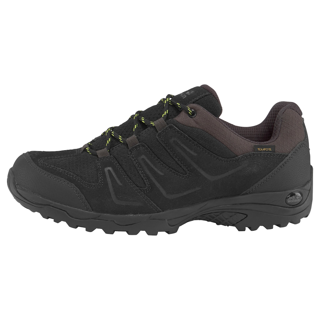 Jack Wolfskin Wanderschuh »TRACTION 2 TEXAPORE LOW M«