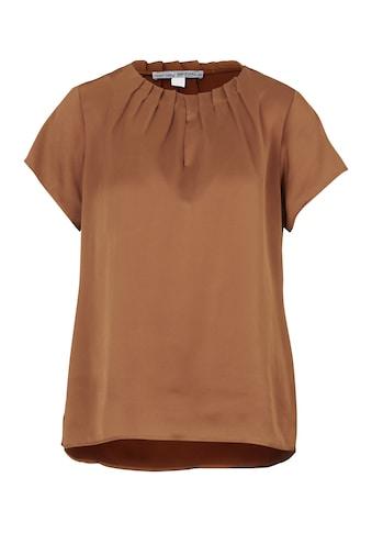 Bluse mit Faltenverarbeitung kaufen