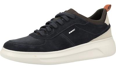 Geox Sneaker »Veloursleder/Textil« kaufen