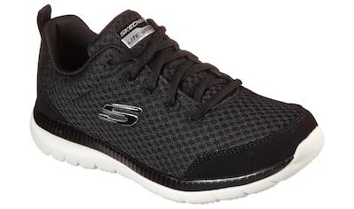 Skechers Sneaker »BOUNTIFUL«, mit gepolstertem Schaftrand kaufen