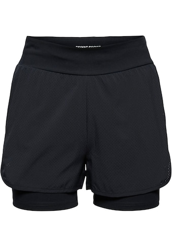 esprit sports 2-in-1-Shorts, mit atmungsaktivem double-layer kaufen