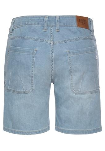 Please Jeans Jeanshotpants »D 06D«, mit markanter 2 Knöpfeleiste kaufen