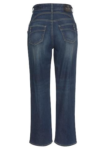 Herrlicher High-waist-Jeans »PIPER HI TAP« kaufen