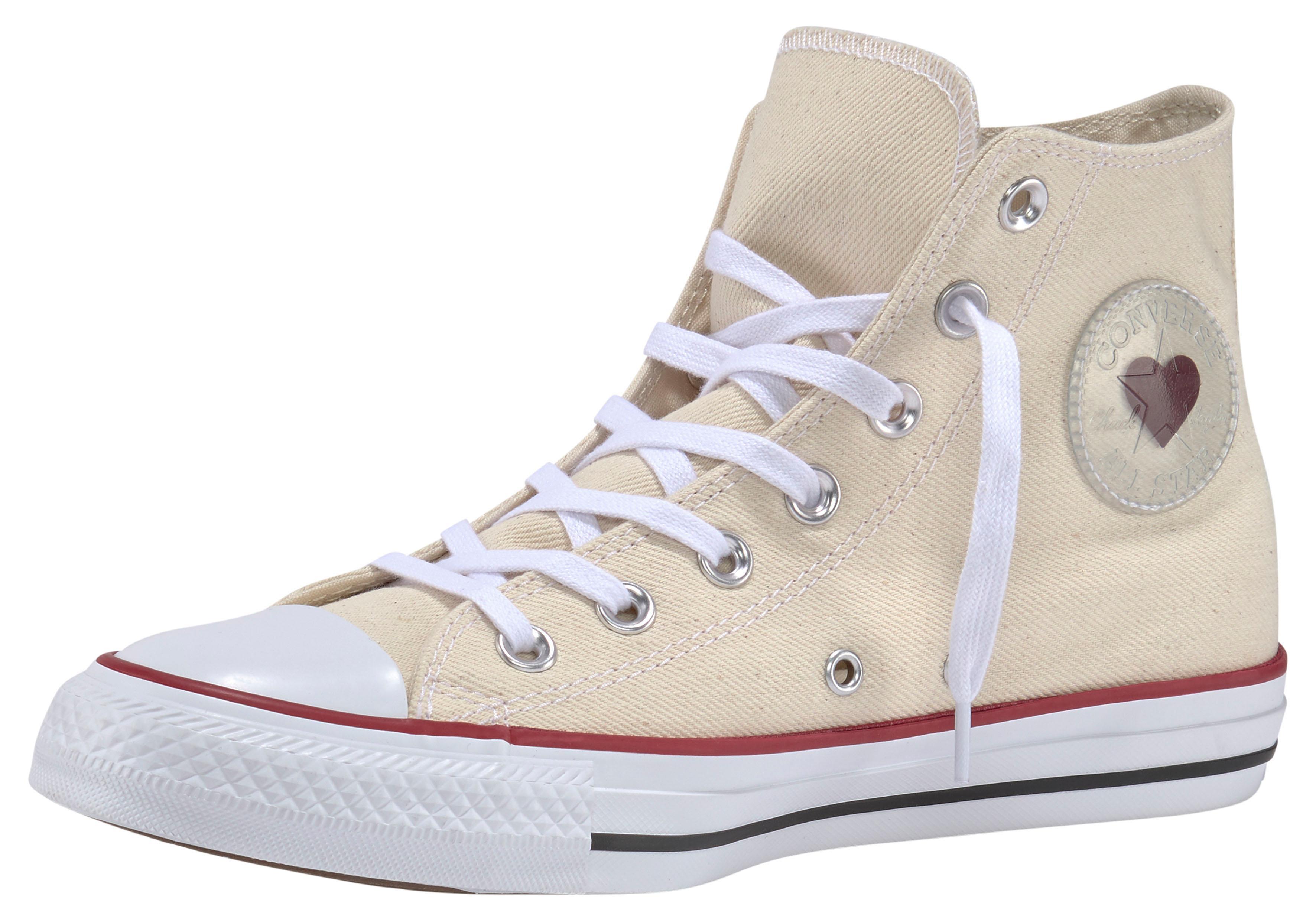 Converse Sneaker Chuck Taylor All Star Hi Valentine