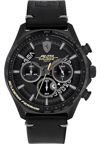 Scuderia Ferrari Chronograph »PILOTA EVO, 0830823« kaufen