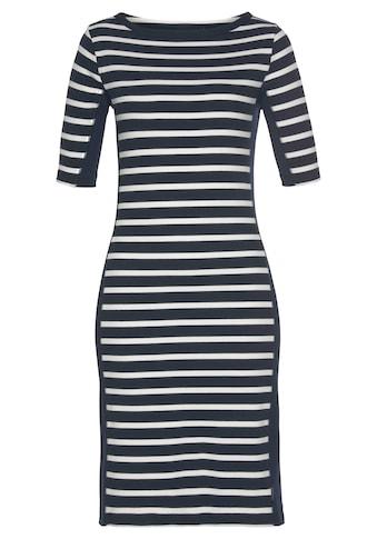 Sea Ranch Jerseykleid »Margit«, gestreift, mit U-Boot-Ausschnitt kaufen